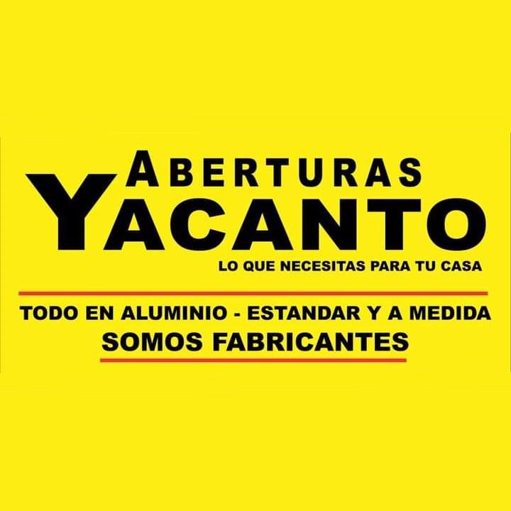 Aberturas Yacanto